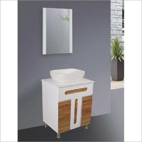 T 401 PVC & Marble Cabinet Vanity