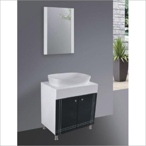 T402 PVC & Marble Cabinet Vanity