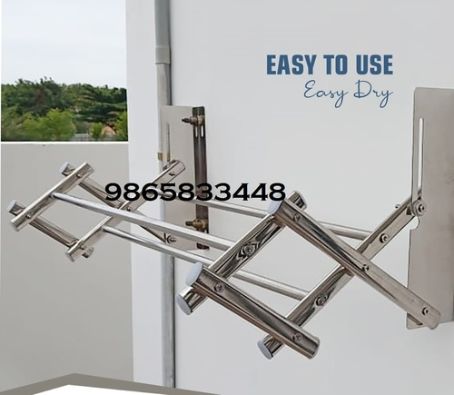 Cloth Drying Hanger in SAHS Colony
