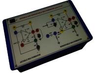 MONOSTABLE MULTIVIBRATOR TRAINER (741 IC)