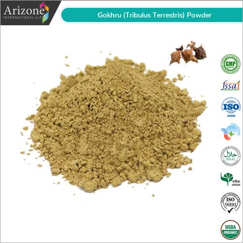 Gokhru Powder / Tribulus Terrestris