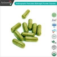 Andrographis Paniculata Powder Capsules / Kalmegh Capsules