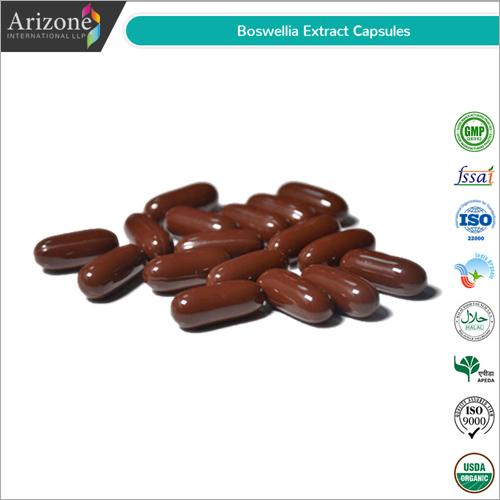 Boswellia Extract Capsules