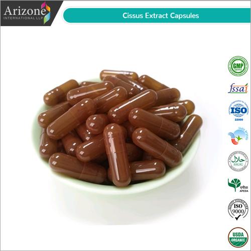 Cissus Extract Capsules