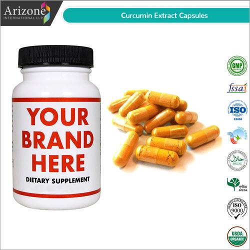 Curcumin Extract Capsules