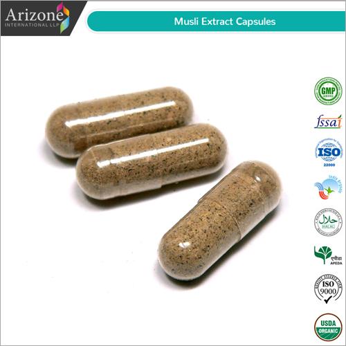 Musli Extract Capsule