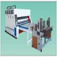 Double Color Printer Slotter Machine