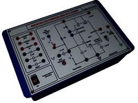 MONOSTABLE MULTIVIBRATOR TRAINER (USING 555 IC)
