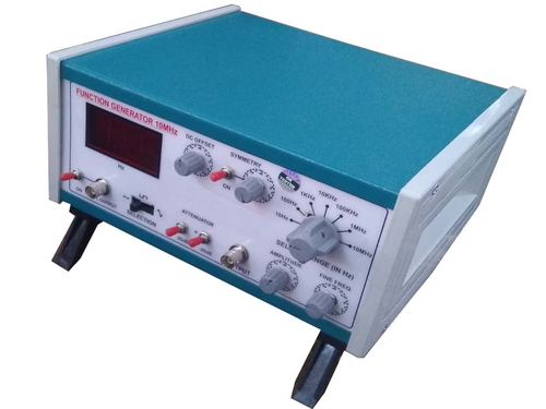 AUDIO FREQUENCY FUNCTION GENERATOR 0-10MHz