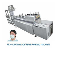 3 Ply Face Mask Machine
