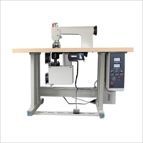 Ultrasonic Sewing & Lace Cutting Machine