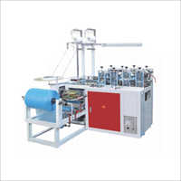 KTPSC-02 Plastic Shoe Cover Making Machine
