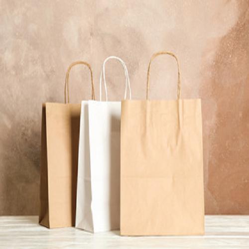 Square Paper Bags