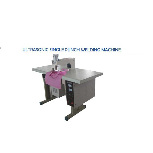 Ultrasonic Single Punch Welding Machine