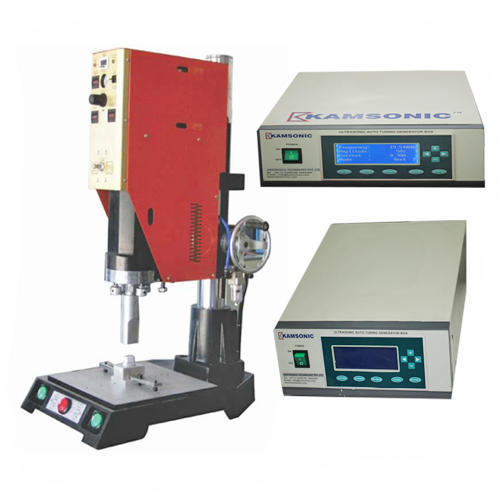 Automatic Ultrasonic Plastic Welding Machine