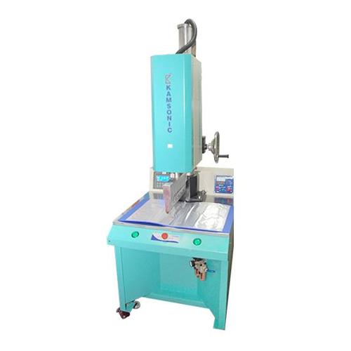 Semi-Automatic Digital Plastic Welder Machine