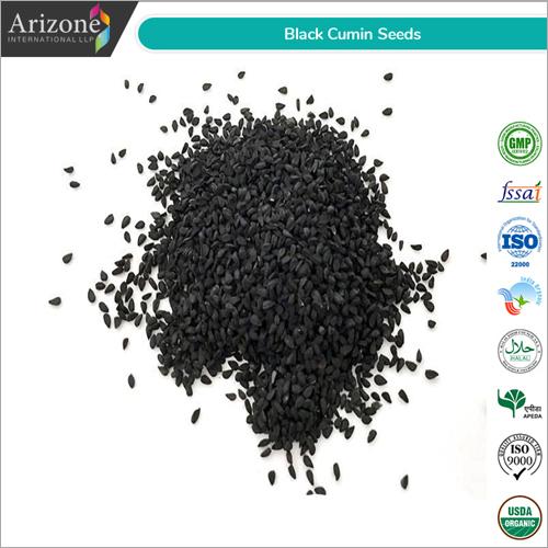 Black Cumin Seeds / Nigella Sativa Seeds / Kalonji Seeds