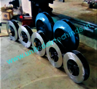 CENTRIFUGAL BLOWER MS IMPELLERS