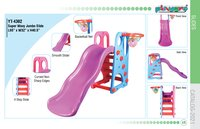 Super wavy jumbo slide