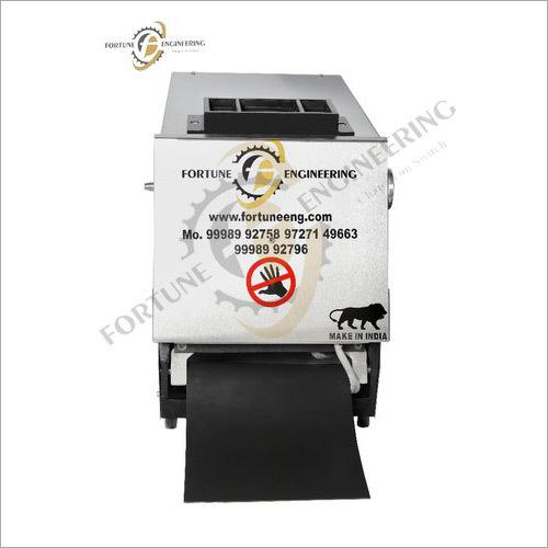 Semi Automatic Paratha Making Machine