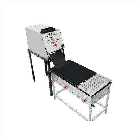 Semi Automatic Chapati Making Machine With Roasting Unit