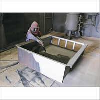Aluminum Oxide Blasting
