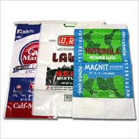 Laminated Fertilizer Packaging Bags