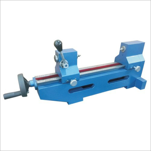 Universal Bench Center (With Lead Screw & Hand Wheel)