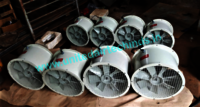 TUBE AXIAL FAN FOR POWER PLANT APPLICATION