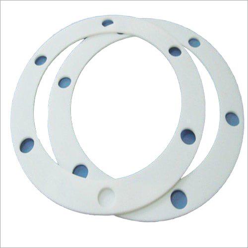 White PVC Ring Gasket