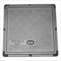Grey FRP Manhole Cover