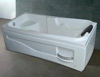 APPOLLO FERRO 6X3 FT. Bath Tub
