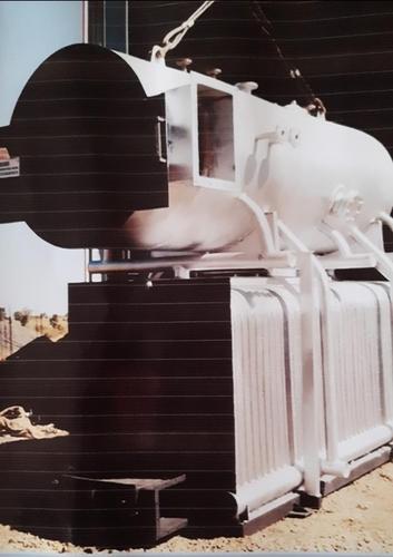 Water Walled Packaged Boiler