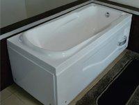 APPOLLO PLUTO 6X3 FT. Bath Tub
