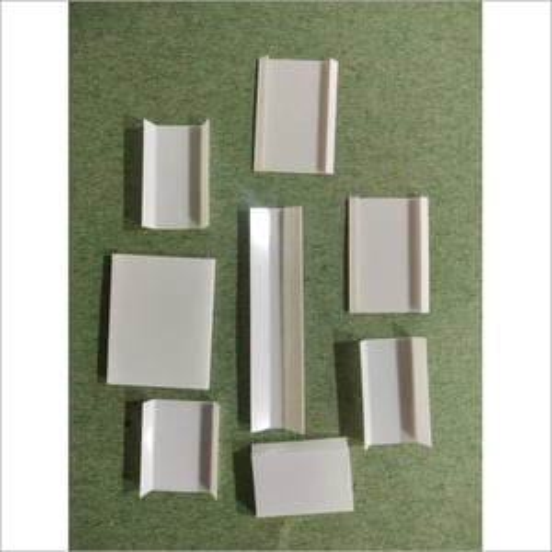 PVC Fan Slot Paper
