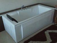 APPOLLO ESTERNO 5.8X2.8  FT. Bath Tub