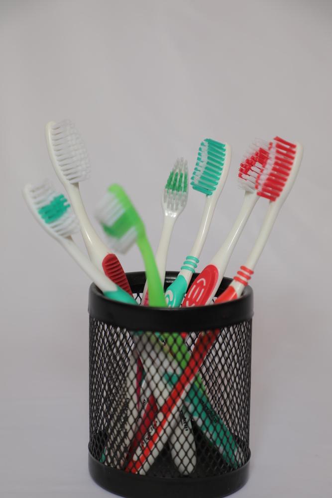 Eurostar toothbrush