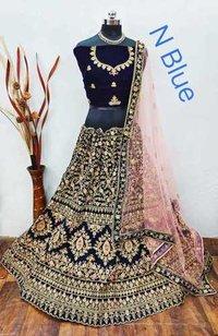 Bridal Lehenga Choli Set 1