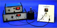 TWO PROBE METHOD FOR RESISTIVITY MEASUREMENT OF INSULATORS AT DIFFERENT TEMPERATURES
