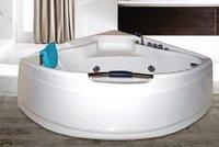 APPOLLO CURVY 4.6 X 4.6 FT. Bath Tub