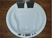APPOLLO VALLINA 5 X5 FT. ROUND Bath Tub