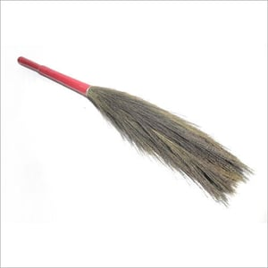 Natural Grass Broom For Domestic Use