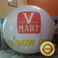 V Mart Advertising Sky Balloon | Air Balloons | Ganesh Sky Balloon