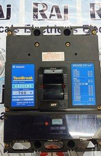 TERASAKI (XS800NS) 700AMP MCCB
