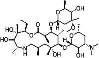 Azaerythromycin Demethylazithromycin