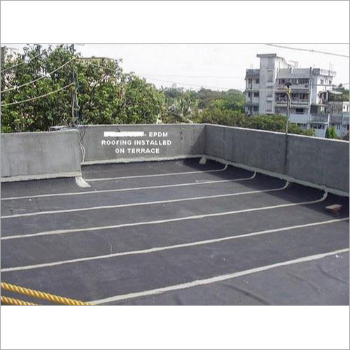 Water Proofing Rubber Sheet