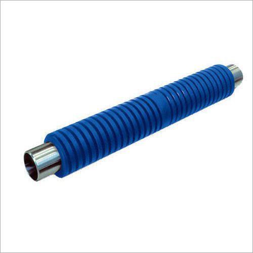 Grooved Spreader Roller