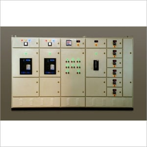 Electrical Power And Control Panel