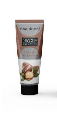 Argan Oil Cream Third Party Manufacturing