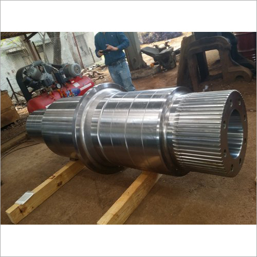 Industrial Machinery Shafts